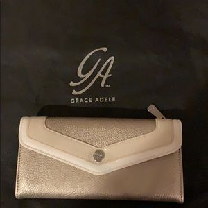 Brand New Grace Adele Clutch